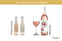 Reichsgraf von Ingelheim führt 2 neue Produkte ein
