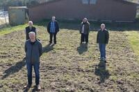 Klimaschutz: ElbEnergie spendet Saatgut an Schützenverein