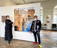 30 Jahre Galerie Incontro Eitorf: Jubiläumsausstellung mit 9 Künstler*innen