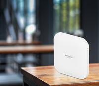 NETGEAR präsentiert mit dem WAX620 den branchenweit leistungsstärksten Dual-Band WiFi 6 Access Point für kleinere und mittelständische Unternehmen