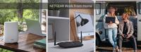 The New Normal: Home Office ist gekommen, um zu bleiben - NETGEAR zeigt, worauf es beim mobilen Arbeiten wirklich ankommt.