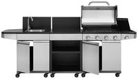 Gourmetküche unter freiem Himmel: Perfektes Outdoor-Cooking mit Gas