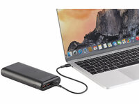 revolt USB-Powerbank PB-230.pd mit 20 Ah, Quick Charge
