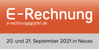 E-Rechnungs-Gipfel 2021