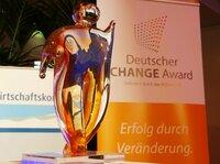 Deutscher CHANGE Award kooperiert mit Steinbeis-Hochschule