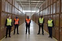 B Medical Systems eröffnet neues Distributionszentrum in Partnerschaft mit Kühne+Nagel BeLux