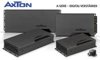 Klein, aber leistungsstark - AXTONs Digital-Verstärker