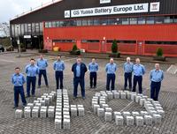 40 Jahre Batterieproduktion GS YUASA in UK