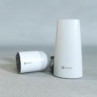 EZVIZ präsentiert neue akkubetriebene BC1-Kamera-Sets