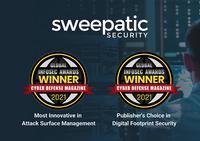 Sweepatic gewinnt zwei Global InfoSec Awards auf der RSA-Konferenz 2021