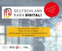 Stärkung von IT-Kompetenzen zentral für das Erreichen digitaler Souveränität
