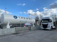 UTA erweitert LNG-Netz durch Partnerschaft mit LIQUIND 24/7