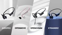 AfterShokz - innovative Bone-Conduction-Kopfhörer für Sport und Homeoffice