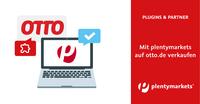 Mit plentymarkets auf OTTO Market verkaufen - make it yours