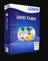 Leawo UHD Copy for Mac wird veröffentlicht für 1:1 Kopieren von 4K Ultra HD Blu-ray Filmen.