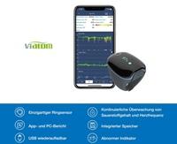 Sauerstoffsättigung-Selbstkontrolle für Long-Covid-Patienten: Viatom launcht O2ring Puls Oximeter