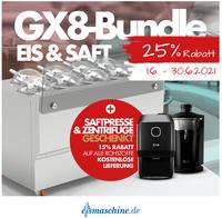 Mehr geht nicht! Die GX - Aktionen von www.eismaschine.de
