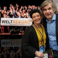 Hedda Stroh holt Weltrekord in den MKK