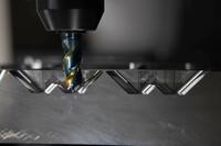 Allrounder zur Aluminium-Zerspanung