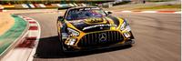 ADAC 24H-Rennen: Kenneth Heyer im GOLD-TO-GO-Benz am Nürburgring