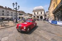 Brescia - Stadt der legendären 1000 Meilen