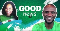"""""""Träume groß und achte andere Menschen"""": UEFA-Botschafter Abidal gibt junger Football for Friendship-Reporterin exklusives Interview"""