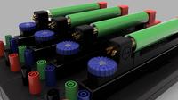 Ingenieurbüro Koch entwickelt Batterietest-Equipment auch für neue Zellgrößen