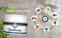 Heal Nature Gesichtscreme - vegane, 100 % klimaneutrale Pflege in Bioqualität!