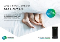 """FanFactory launcht mit """"Licht anlassen"""" erste Endverbraucher-Kampagne für den Bluegen BG-15 von Solidpower"""