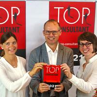 Ingenieurbüro Armin Lausterer mit Beratersiegel ausgezeichnet