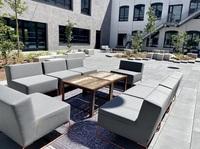 ILLERHAUS macht wieder - Networking Lounge im Juli bei Design Offices München Macherei
