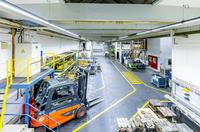 LED-Leuchten für die Schwerindustrie