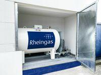Mit Rheingas auf der Rennstrecke Gas geben