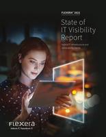 Flexera 2021 State of IT Visibility Report: Schwachstellen, Software Sprawl und End-of-Life