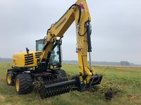 Yanmar machines convince with flexibility and robustness at municipal tasks