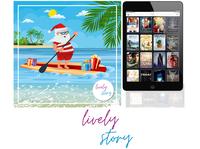 Halbweihnachten mit lively story