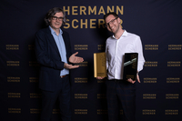 Stuttgart gewinnt Award: bester internationaler Speaker