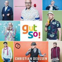 """Christian Deussen zeigt mit """"Gut So!"""" Flagge für Toleranz"""