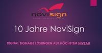 NoviSign - Digital Signage auf höchstem Niveau - seit über 10 Jahren