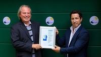 CrefoZert-Bonitätszertifikat für Photovoltaik-Spezialist enen endless energy GmbH