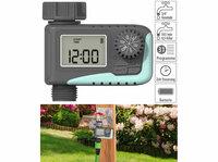 Royal Gardineer  Digitaler Bewässerungscomputer mit LCD-Display