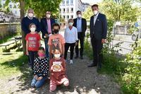 VIROBUSTER stattet Schulen und Kitas in Saarbrücken mit Luftentkeimungsgeräten aus