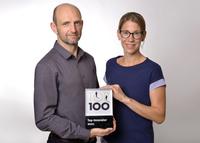 Titelverteidigung: PROXIA Software AG auch 2021 wieder mit dem TOP 100 Siegel ausgezeichnet