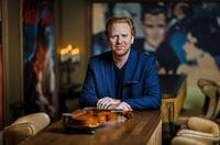Star-Geiger Daniel Hope zu Gast im ATLANTIC Grand Hotel Travemünde - das Hotel bietet gemeinsam mit Partner CUNARD LINE exklusive VIP Tickets