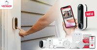 Neuartige Video-Klingel macht Haustüren sicher