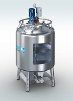 Rührtechnologie für Intermediate Bulk Container