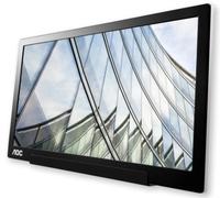 """AOC launcht tragbaren 15,6""""-Monitor mit hybridem USB-C- und USB-A-Anschluss"""
