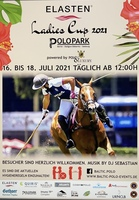 ELASTEN® Ladies Cup 2021 - 16. - 18.07.2021 PoloPark Berlin
