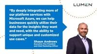 Von der Cloud bis zum Edge: Lumen Technologies gestaltet Bereitstellung von Unternehmensanwendungen mit Microsoft neu