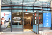 Neues Corona Testzentrum in Siegburg eröffnet